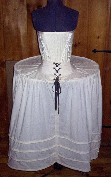 trunkhose french farthingale  support underskirt