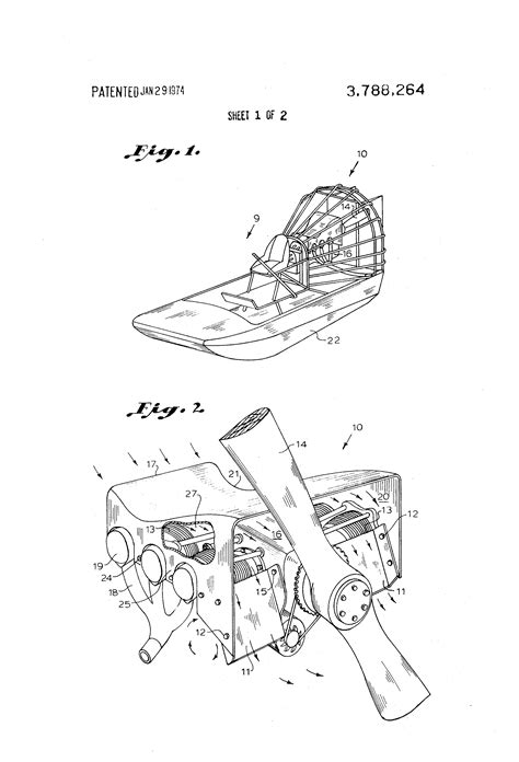 airboat drawing airboat prop drawing pictures to pin on pinterest pinsdaddy