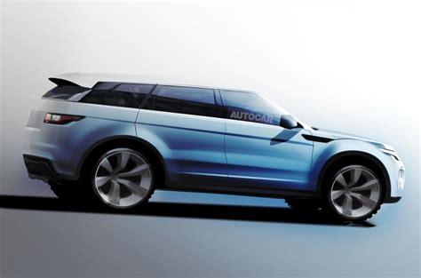 new range rover model new range rover grand evoque planned for 2016 autocar