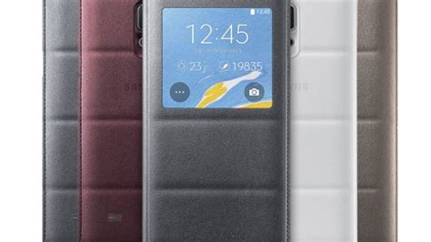 Note 4 S View Cover how to install galaxy note 4 s view cover on galaxy s4