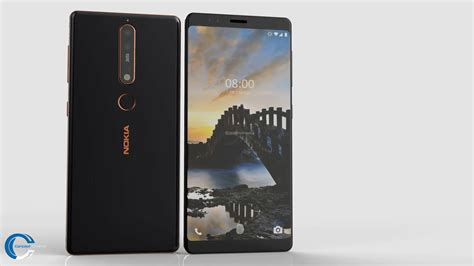 concept design nokia price video nokia 8 sirocco concept comes with quad camera