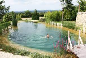 How To Build Fish Ponds In Your Backyard Natural Swimming Pools Let You Beat The Heat And Ditch