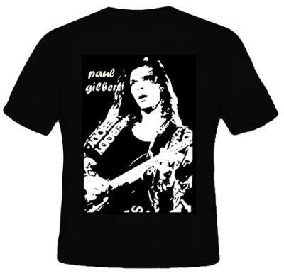 Kaos Gitaris 1 kaos paul gilbert siluet 2 kaos premium