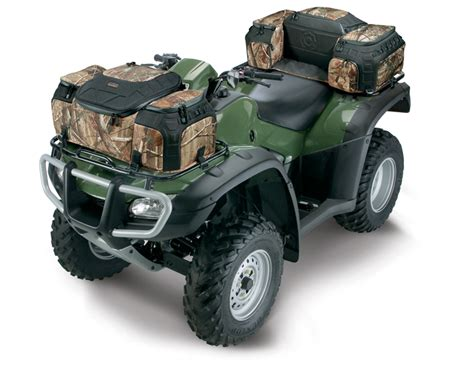 Atv Rack Accessories by Atv Cargo Bag Classic Accessories Evolution Atv Rack Bag