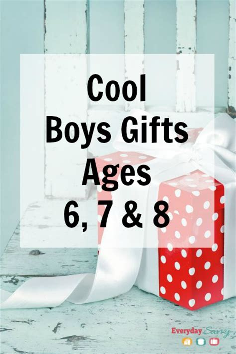 gifts for boys age 8 cool boys gifts for ages 6 7 8 everyday savvy