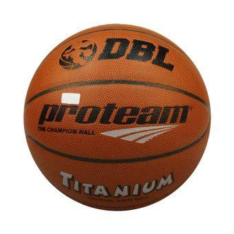 Harga Bola Basket Proteam Titanium by Proteam Bola Basket Titanium Dbl Size 7 6 Cokelat