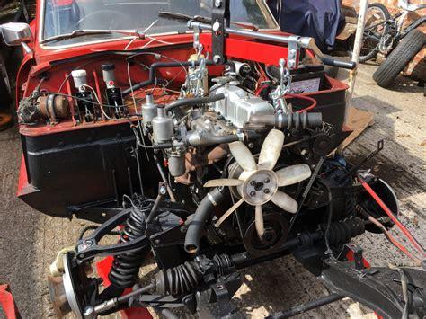 refitting  rebuilt  engine bridge classic cars