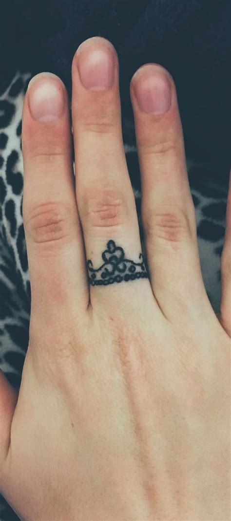 crayons tattoo small ring small meaningful tattoos meaningful