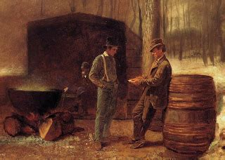 19th century american paintings: july 2012