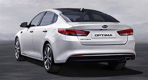 Kia Europe Spec Kia Optima Leaked Will Launch With 141hp 1 7l