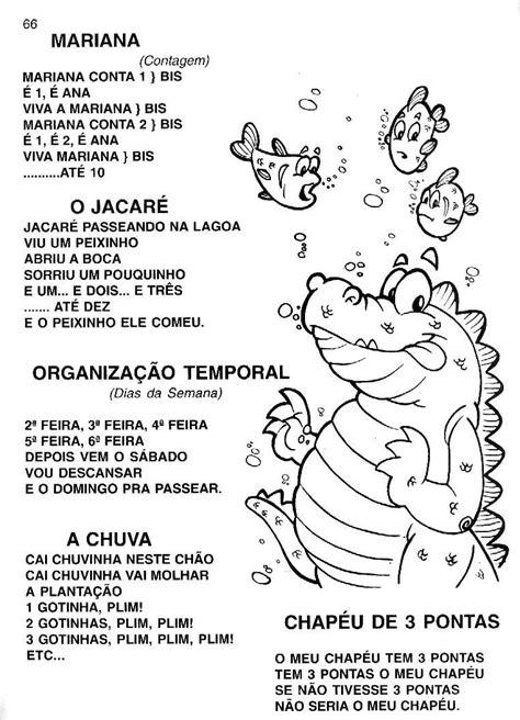 Letra Da Musica Jacaré Foi Passear Na Lagoa