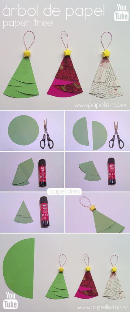 m 225 s de 1000 ideas sobre adornos de papel de navidad en