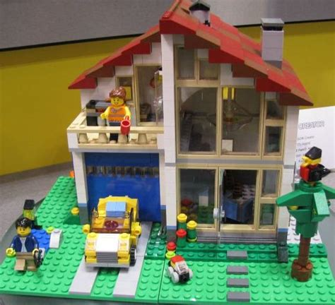 house creator lego 31012 family house i brick city
