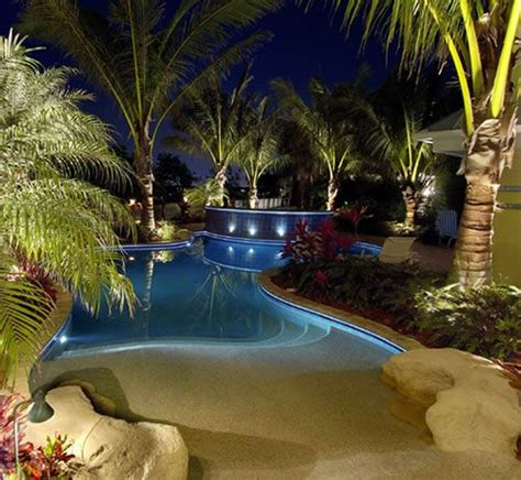 landscape lighting zero 25 best ideas about entry pool on zero entry pool pool and walk in pool
