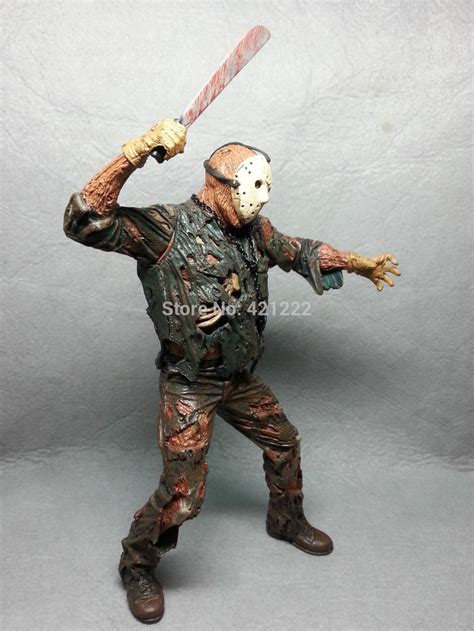 Neca Friday The 13th Jason 18 Inch image gallery jason voorhees figure