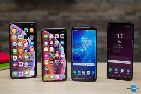 apple iphone xs max vs samsung galaxy s9 s9