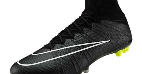 nike knit soccer cleats nike mercurial superfly ag soccer cleats black nike