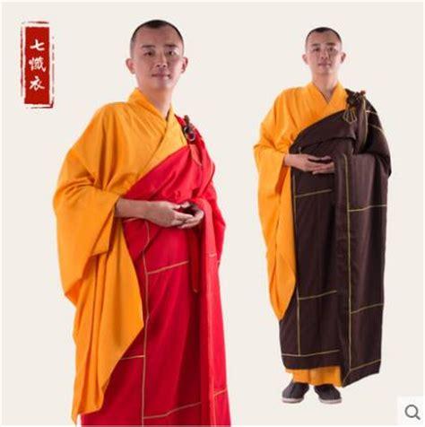 Baju Set Kulot Linen Nayla Brown buy wholesale monk robe from china monk robe wholesalers aliexpress