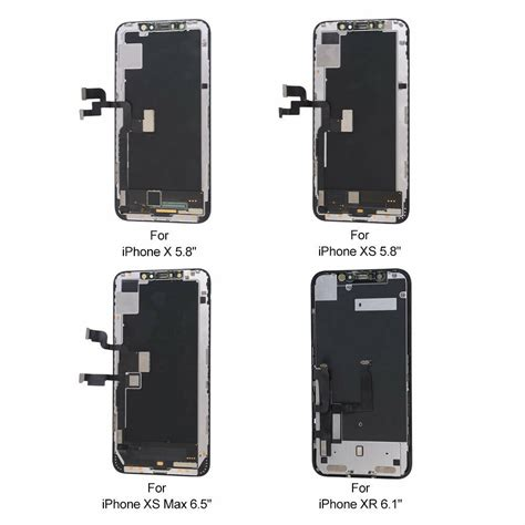 lcd touch screen display digitizer assembly  iphone xs