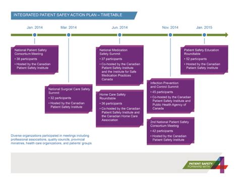 Integrated Patient Safety Action Plan Patient Safety Plan Template
