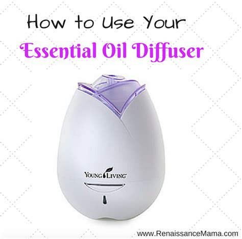 how to use essential oils to scent a room how to use an essential diffuser renaissance