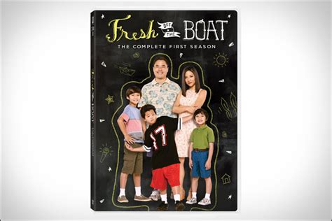 fresh off the boat license to sell fresh off the boat the complete first season dvd