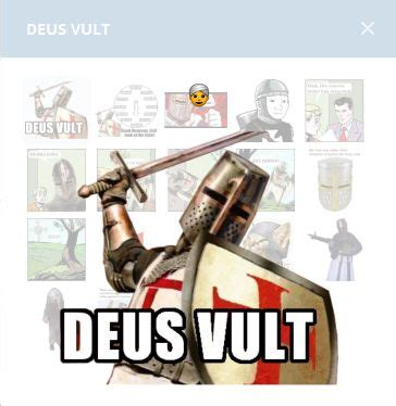 Deus Vult Memes - steam community guide deus vult