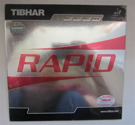 Original Tibhar New Poly40 3 Table Tennis Ping Pong Bal original tibhar rapid pimples in table tennis rubber table