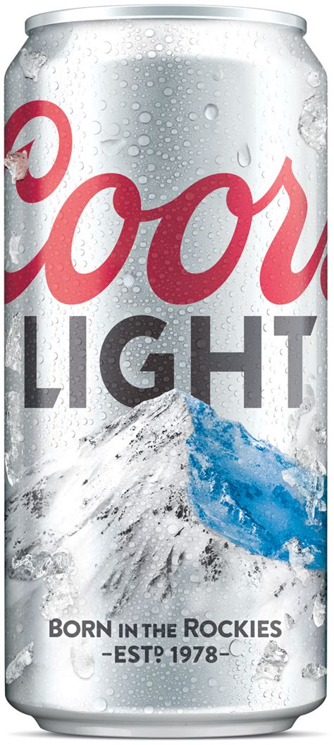 coors light silver bullet can brand new new logo and packaging for coors light by