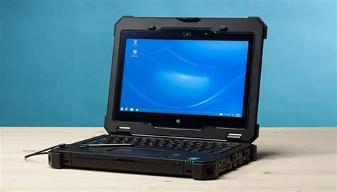 rugged dell laptop dell latitude 12 rugged review computershopper