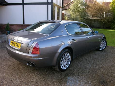 Maserati Quattroporte 2006 by File 2006 Maserati Quattroporte Flickr The Car 1