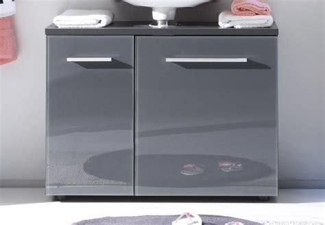 Badezimmer Waschbeckenunterschrank Grau by Waschbeckenunterschrank Grey Badezimmer Grau Ohne Becken