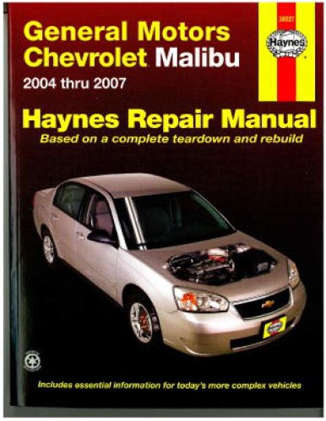 motor auto repair manual 2004 chevrolet classic on board diagnostic system general motors chevrolet 2004 2010 haynes repair manual