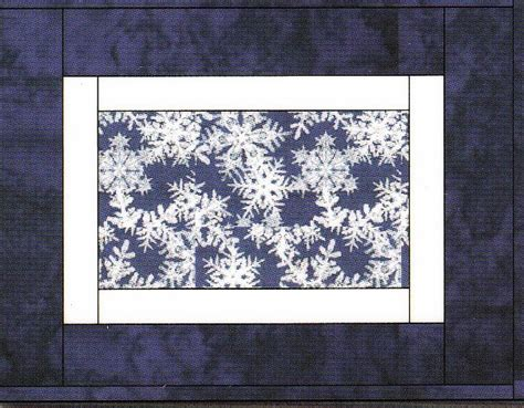 pattern for quilt as you go placemats framed seasons quilt as you go placemats by seal kathy