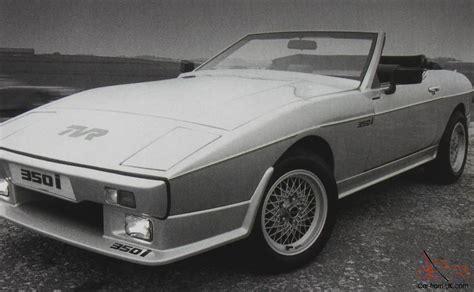 Tvr Tasmin 350i Tvr Tasmin 350i Car Classics