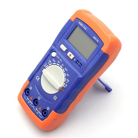 lcd capacitors a6013l 20mf to 200pf lcd capacitance capacitor meter tester multimeter alex nld