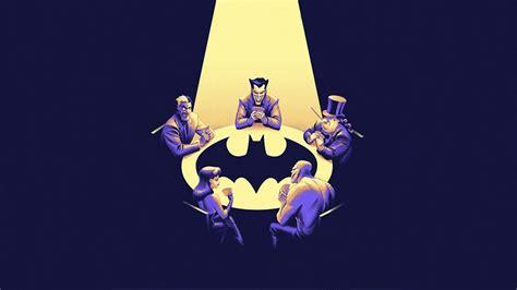 batman tas wallpaper batman batman the animated series joker two face