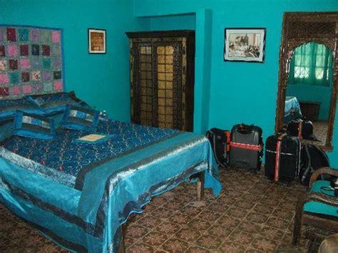 turquiose bedroom turquoise bedroom picture of casa susegad loutolim tripadvisor