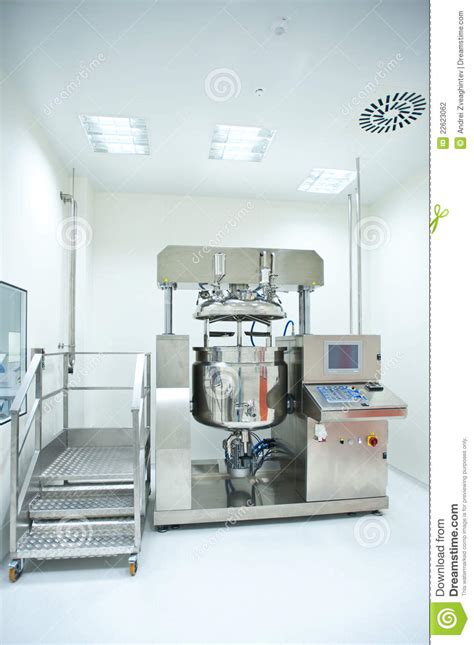 pill room a room with an equipment for pill production stock photography image 22623062