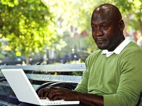 Michael Jordan Meme - nike s savage response to complaining sneakerhead who