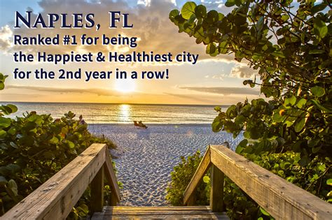 naples happiest naples fl ranked the healthiest city in the u s for the