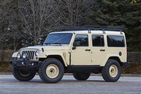 Jeep Safari Image Jeep Wrangler Africa Concept For Moab Easter Jeep