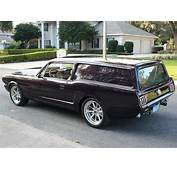 EBay Find 66 Mustang Coupe Converted To Wagon  StangTV