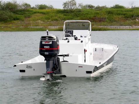 shallow draft fishing boats desperado boats desperado - Desperado Bay Boats For Sale