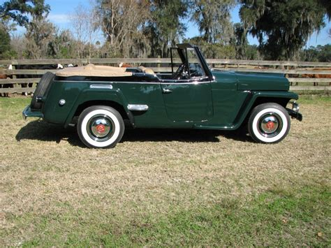 willys jeepster for sale 1950 willys jeepster for sale