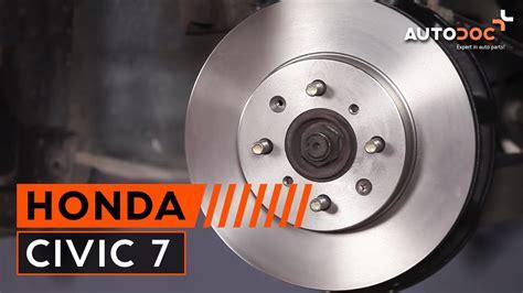 Lu Honda Freed wie honda civic 7 bremsscheiben vorne und bremsbel 228 ge