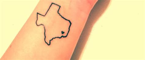 texas wrist tattoo best 25 tattoos ideas on from