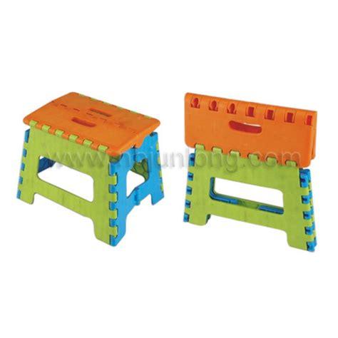 Folding Plastic Step Stool by China Garden Plastic Folding Step Stool Jl D 222 China