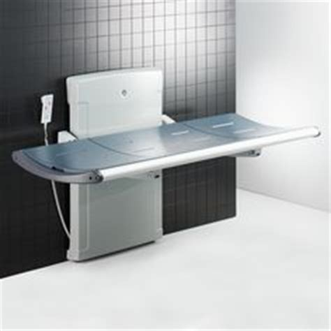 Disabled Changing Table Pressalit Care 3000 Wall Mounted Height Adjustable Built In Safety Rail Changing Table Special