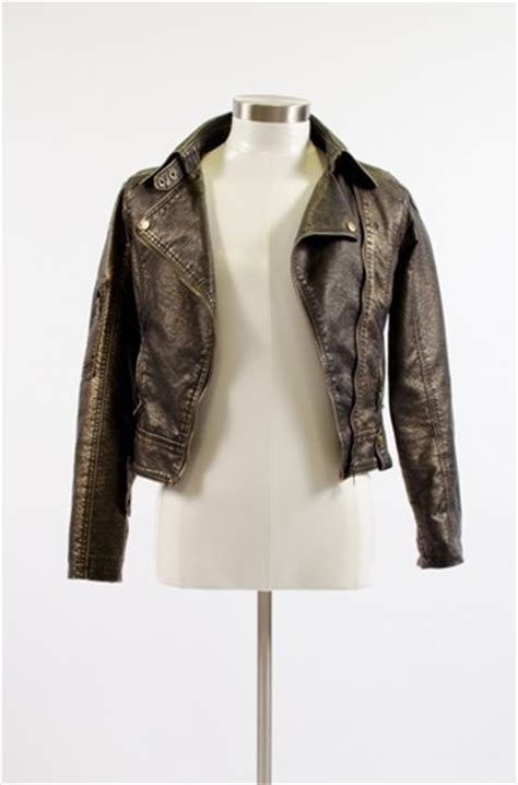black and gold motorcycle jacket andy biersack uniquism new york black gold metallic